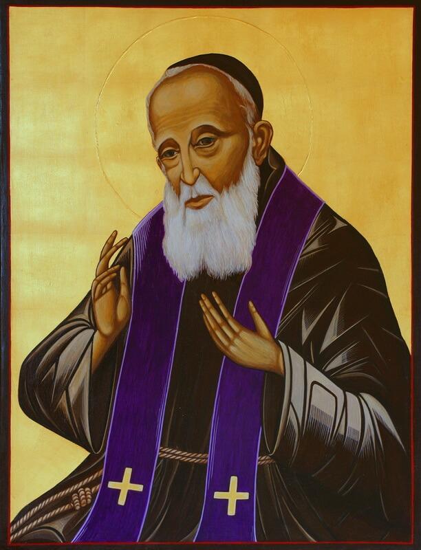 Sv. Leopold Mandić (12. maj)