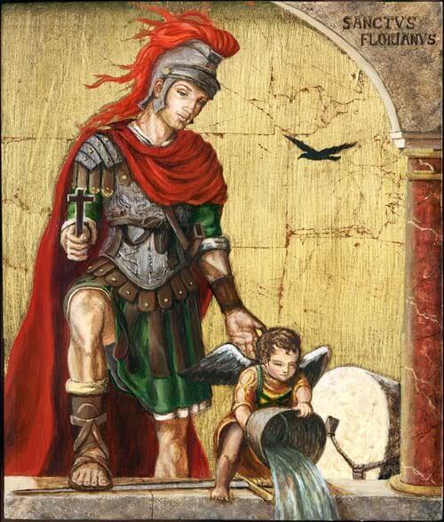 Sv. Florijan (4. maj)