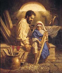 Sv. Jožef Delavec (1. maj)
