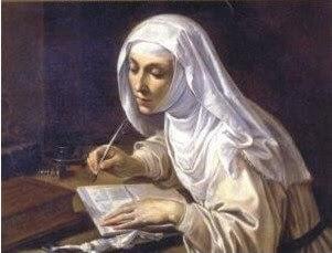 Sv. Katarina Sienska, sozavetnica Evrope (29. april)