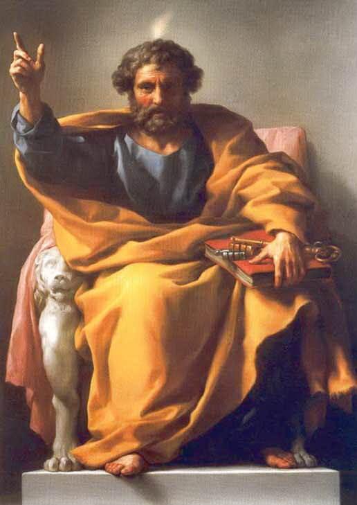 Sedež apostola Petra (22. februar)