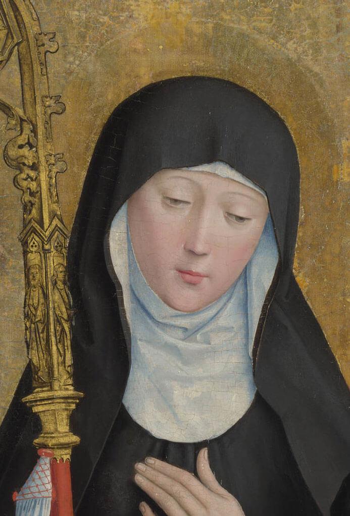 Sv. Sholastika (10. februar)