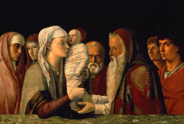 Jezusovo darovanje - Svečnica (2. februar)