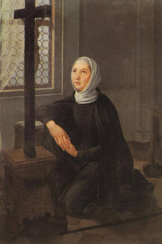 Sv. Angela Merici (27. januar)