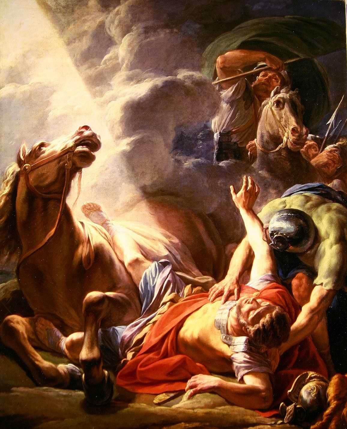 Spreobrnitev apostola Pavla (25. januar)