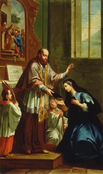 Sv. Frančišek Saleški (24. januar)
