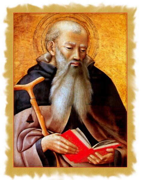 Sv. Anton Puščavnik (17. januar)
