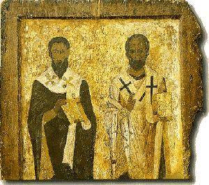 Sv. Bazilij Veliki in Gregor Nazianški (2. januar)