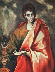 Sv. Janez Evangelist (27. december)