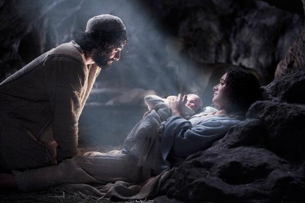Božič - maša na sveti večer (25. december)