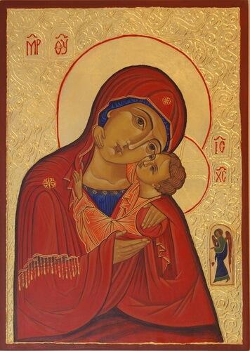 Sv. Marija, Božja Mati (1. januar)