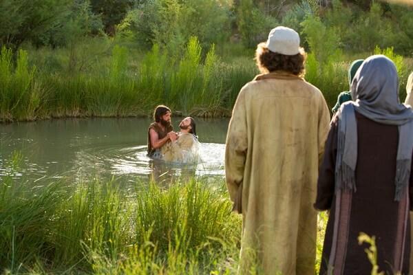 Nedelja Jezusovega krsta