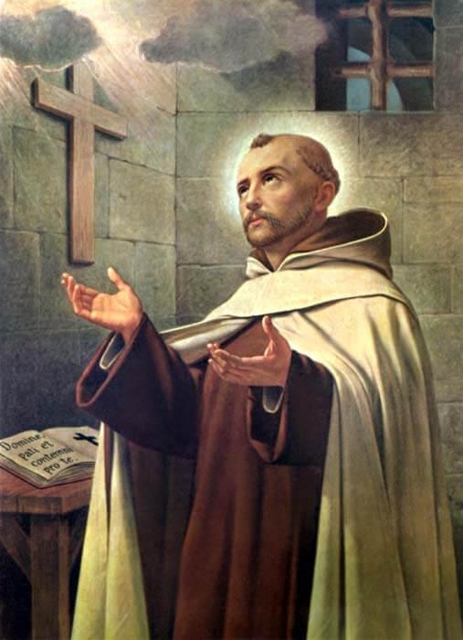 Sv. Janez od Križa (14. december)