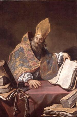 Sv. Ambrož (7. december)