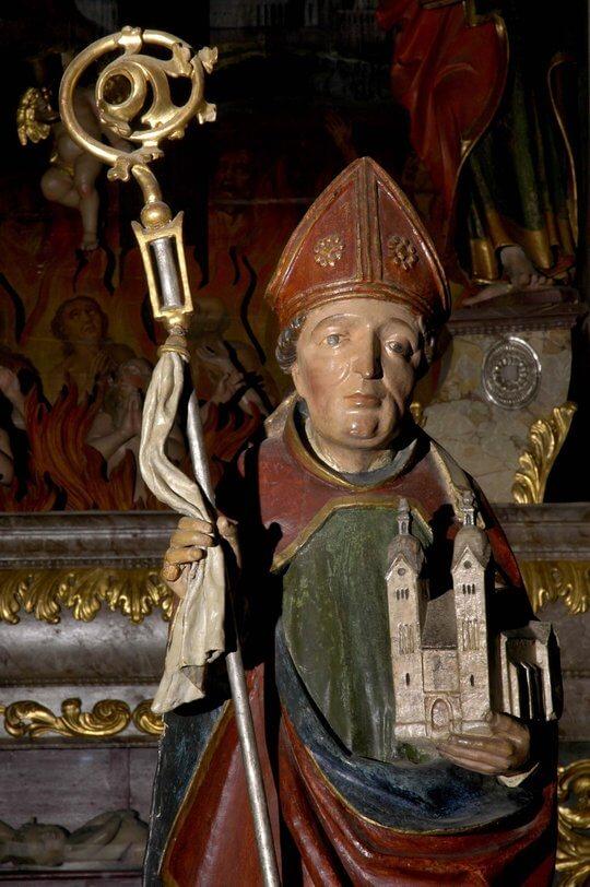 Sv. Modest in Virgil (27. november)