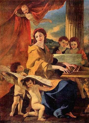 Sv. Cecilija (22. november)