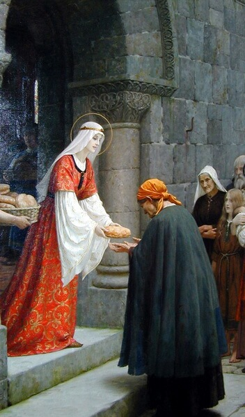Sv. Elizabeta Ogrska (17. november)