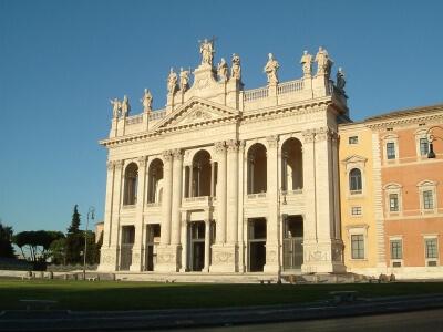 Posvetitev lateranske bazilike (9. november)