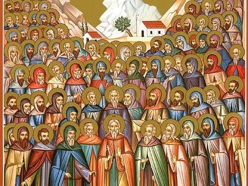 Vsi sveti (1. november)