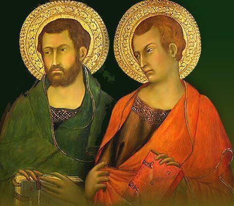 Sv. Simon in Juda Tadej, apostola (28. oktober)