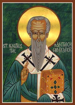 Sv. Ignacij Antiohijski (17. oktober)