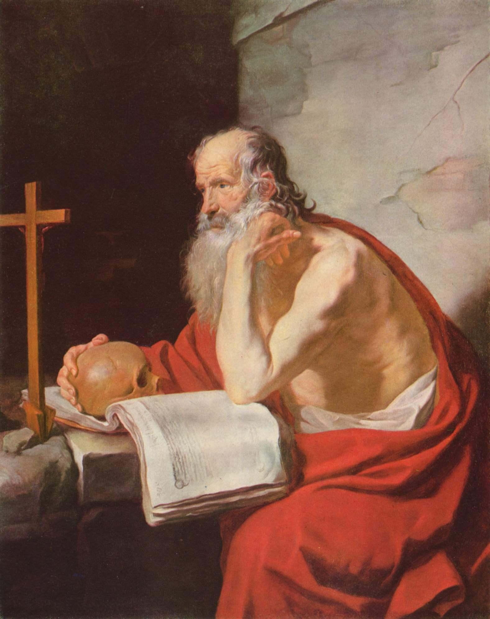 Sv. Hieronim (30. september)