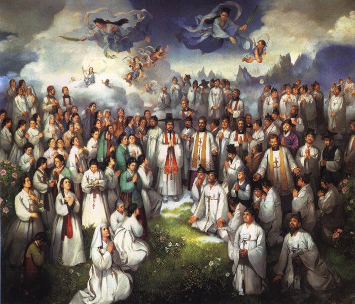 Sv. Korejski mučenci (20. september)