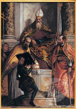 Sv. Kornelij in Ciprijan (16. september)