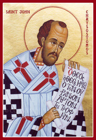 Sv. Janez Zlatousti (13. september)