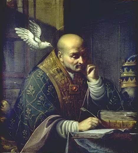 Sv. Gregor Veliki, papež in cerkveni učitelj (3. september)