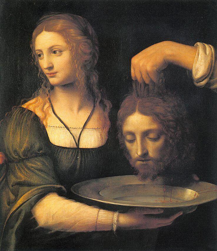 Mučeništvo Janeza Krstnika (29. avgust)