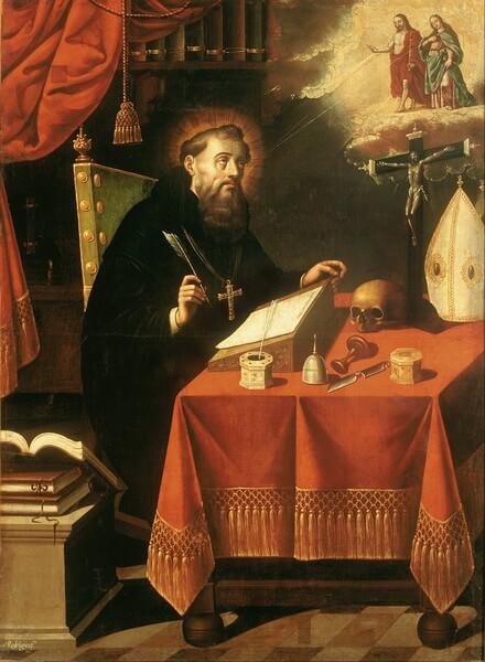 Sv. Avguštin (28. avgust)