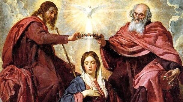 Devica Marija Kraljica (22. avgust)