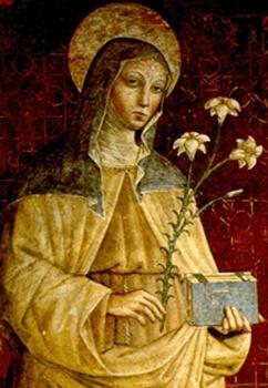 Sv. Klara (11. avgust)