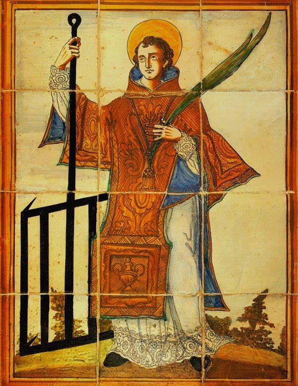 Sv. Lovrenc (10. avgust)