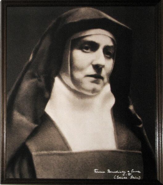Sv. Terezija Benedikta od Križa - Edith Stein, sozavetnica Evrope (9. avgust)