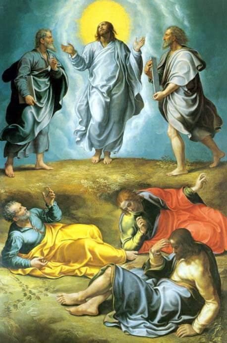 Jezusovo spremenjenje na gori (6. avgust)