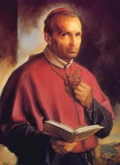 Sv. Alfonz Ligvorij (1. avgust)