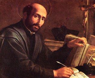 Sv. Ignacij Lojolski (31. julij)