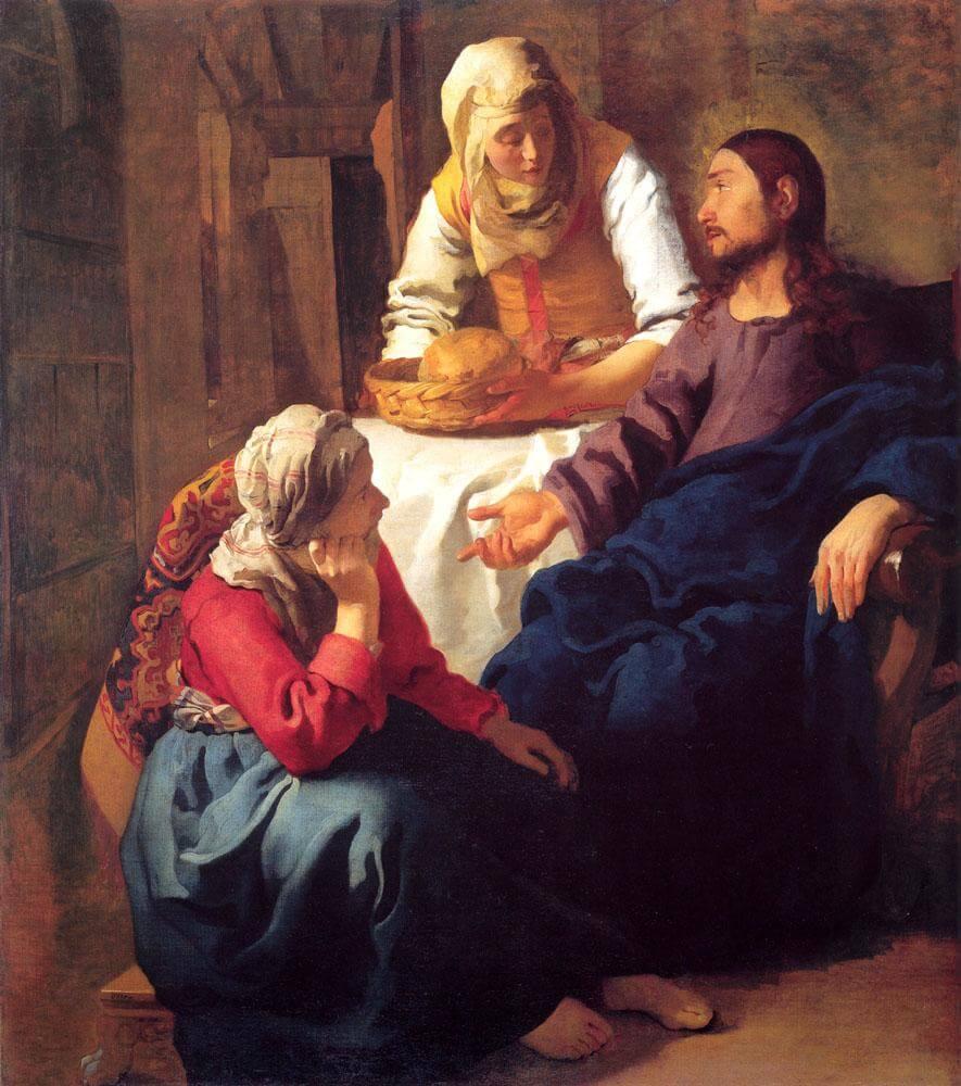 Sv. Marta (29. julij)