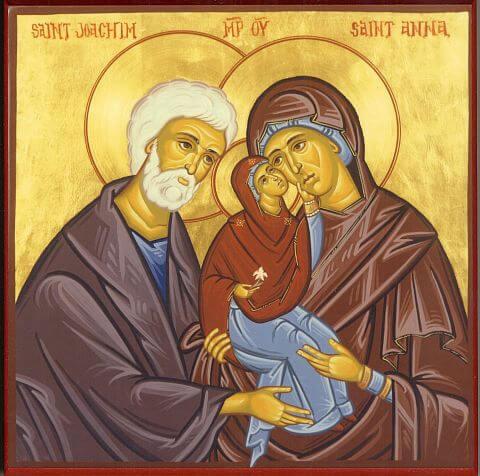 Sv. Joahim in Ana (26. julij)