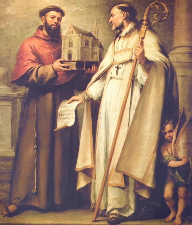 Sv. Bonaventura (15. julij)