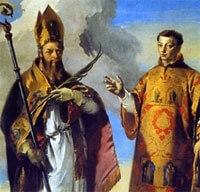 Sv. Mohor in Fortunat (12. julij)