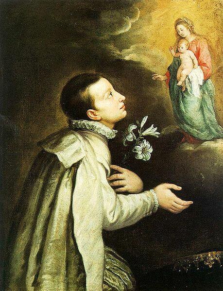 Sv. Alojzij Gonzaga (21. junij)