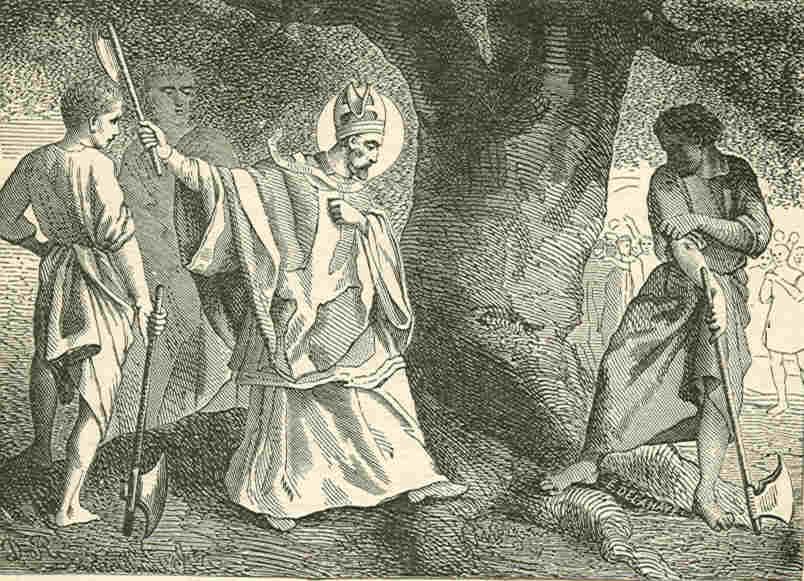 Sv. Bonifacij (5. junij)