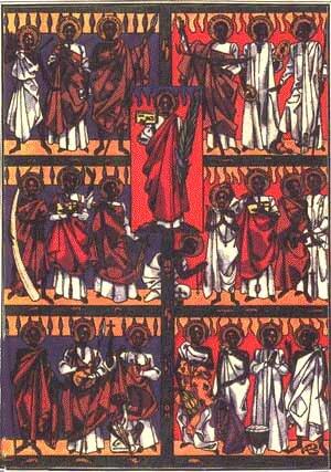 Sv. Karel Lwanga (3. junij)