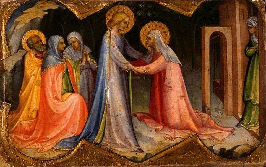 Obiskanje Device Marije (31. maj)