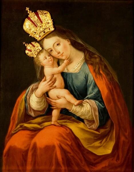 Sv. Marija Pomočnica kristjanov (24. maj)