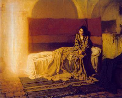 Gospodovo oznanjenje (25. marec)
