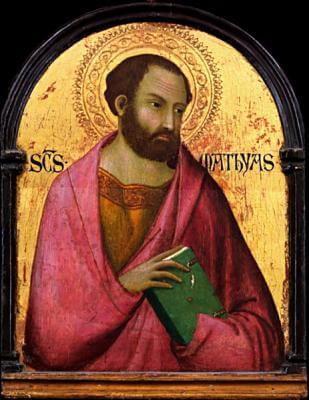 Sv. Matija, apostol (24. februar)